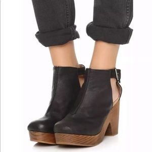 NEW 🔥 Free People Amber Orchard Cutout Booties